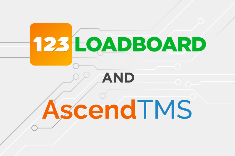 123Loadboard and AscendTMS