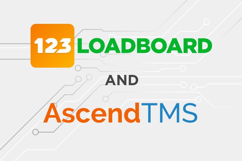 123Loadboard and AscendTMS