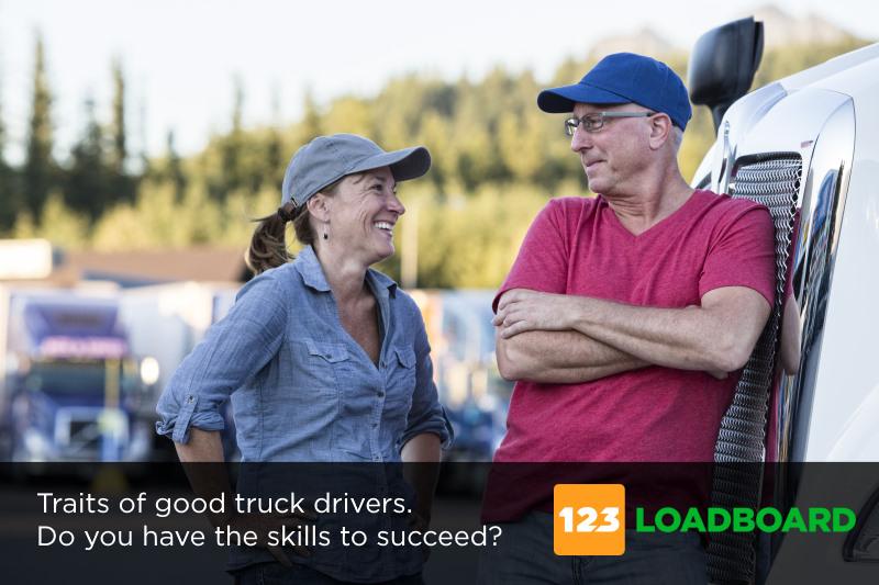 good truck drivers